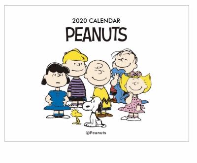 [Peanuts] 2020 미니 일력_스누피