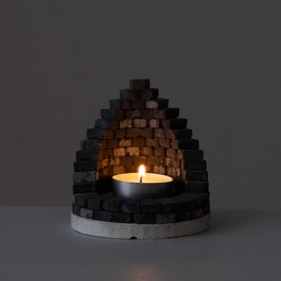 [리얼브릭] DIY 미니어처 캠프파이어 A (2 colors)