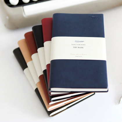 THE BASIC SLIM DIARY