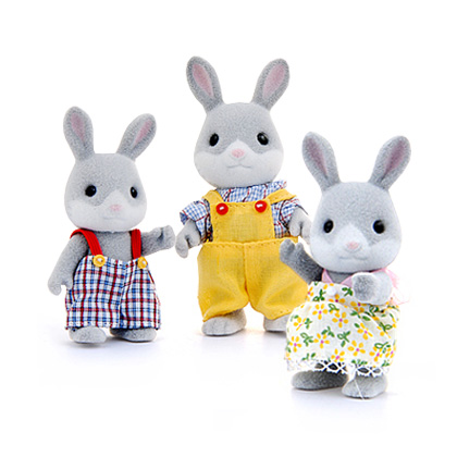 make your SYLVANIAN VILLAGE!