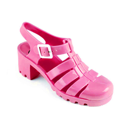 �÷��� ���� JELLY SHOES