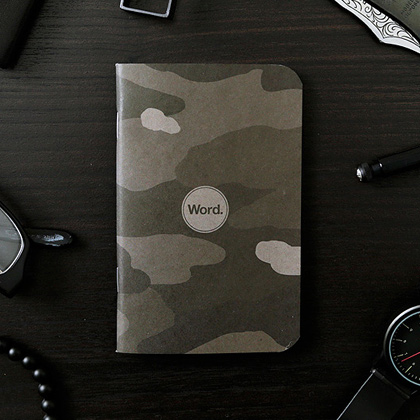 Your Word. Notebooks