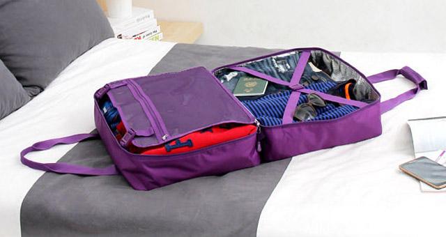 여행의 기준,<br>여행을 가방에 담다! <span style=color:red>~59%</span>