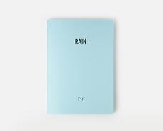 RAIN NOTE BOOK