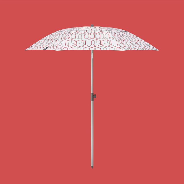 우산보다 접기 쉬운 그늘막!