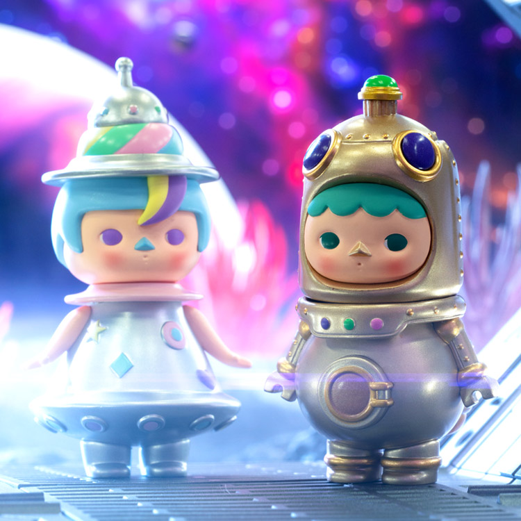 PUCKY : Space Babies