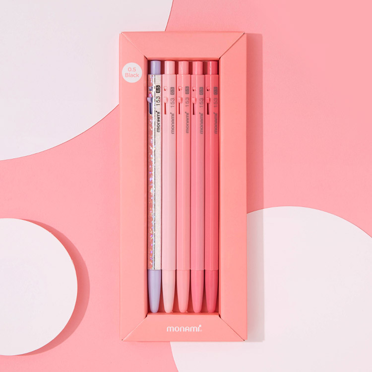[예약판매] 모나미 153 핑크에디션 런칭!