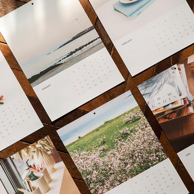 빛나는 일상  - HITCHHIKER 2020 photo calendar