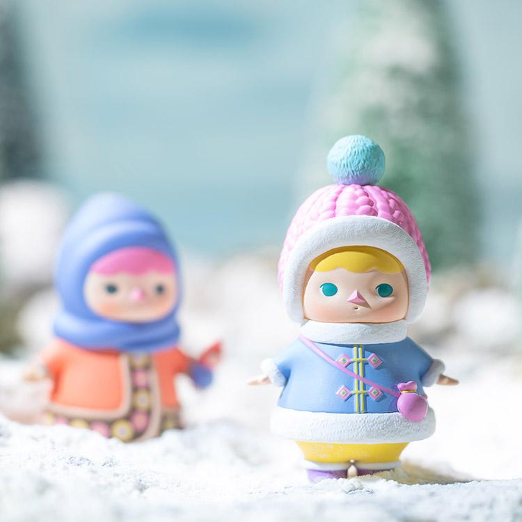 PUCKY : Winter Babies