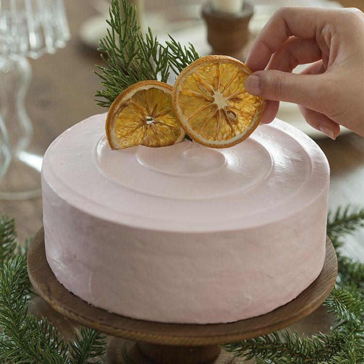 특별한 날<br>특별한 케이크