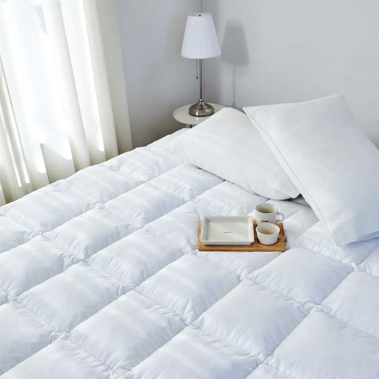 텐텐 단독 구스 침대용 토퍼 출시