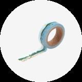 Masking tape single - 126 Lake