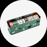 한정 Masking tape 10p set - 02 Go to picnic