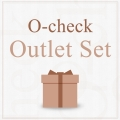 O-check outlet set