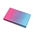 Ornament Card Case - PINK X BLUE