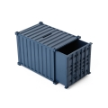 Bank of container - NAVY