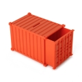 Bank of container - ORANGE