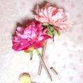 special peony flower pen