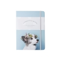 [PIFB] PUPPY NOTE BOOK (BLUE)_(287678)