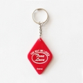 VINTAGE KEY HOLDER_RED