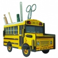 Pencil box - school bus