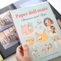 Paper doll mate Photo Album