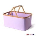 Double handle basket