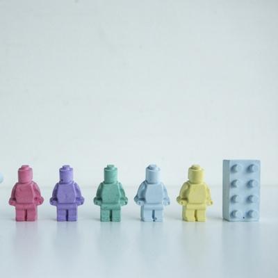 Mini Block 석고방향제(3SET)