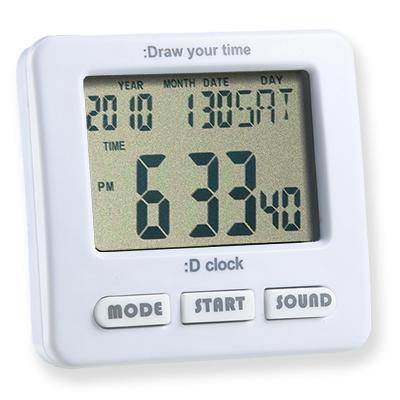 디클락(Dclock) 디지털 타이머 D-901 (수능시계)