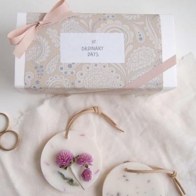 왁스 방향제 선물세트  _ Wax ornament gift set