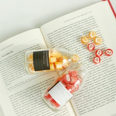 [과일맛사탕/수제사탕선물]축하땡큐캔디L