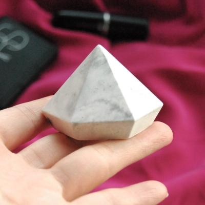 다이아몬드 석고 오너먼트