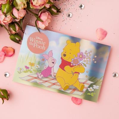 [디즈니] 위니더푸_홀로그램 엽서
