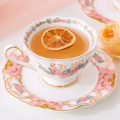 [스크래치] 미녀와야수_Tea cup set