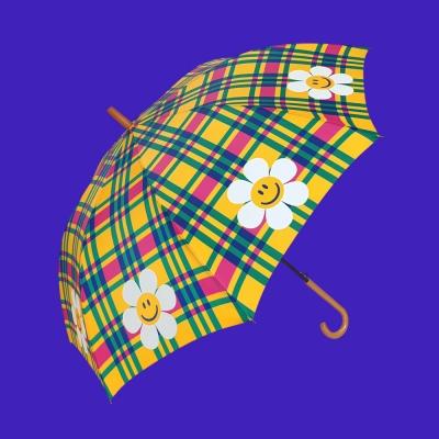 [예약주문, 4/16순차출고][위글위글] 우드 장우산