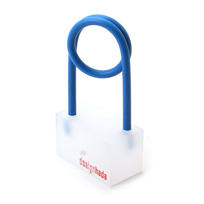 옷핀 메모홀더(Blue)