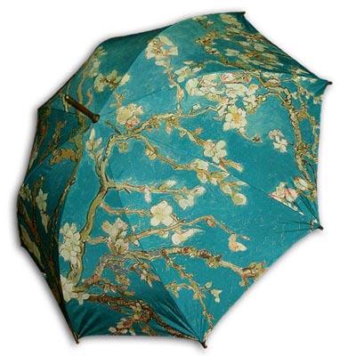 [ART] Hello RainCats 고흐_아몬드나무 자동 우산