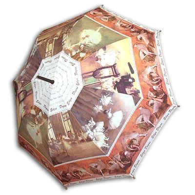 [ART] Hello RainCats 드가_발레리나 자동 우산
