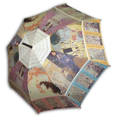 [ART] Hello RainCats 클림트 자동 우산