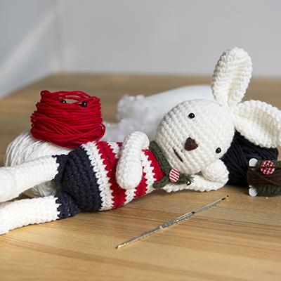 [아이한코] 내친구 토끼 (DIY 패키지)