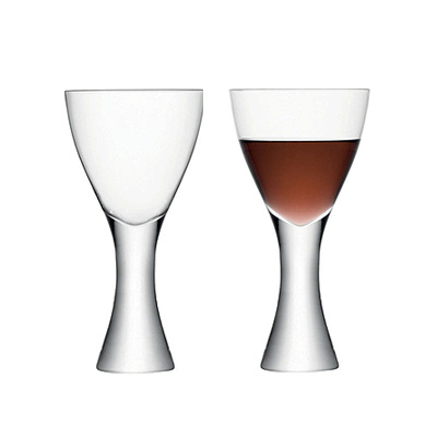 [LSA] 엘리나 클리어 와인 고블렛 2종 세트 500ml_(400118435)