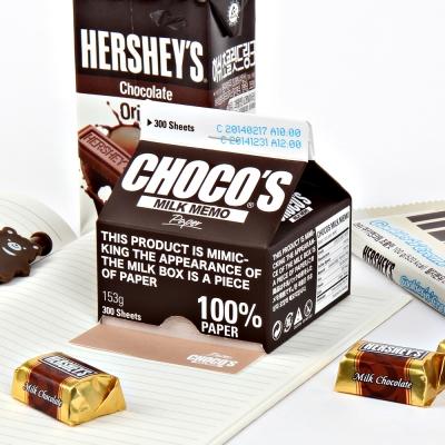 Chocos Milk Memo