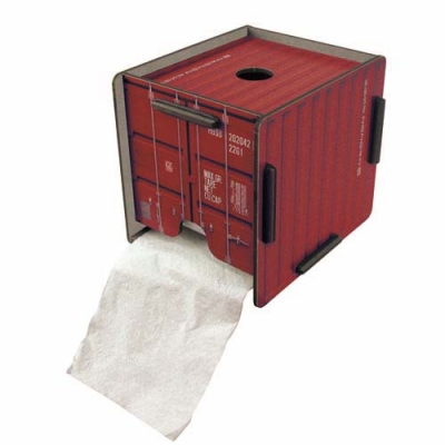 Roll tissue box- Container(3colors)