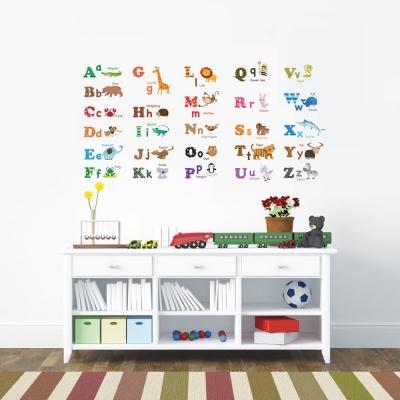 동물 알파벳 DW-1308