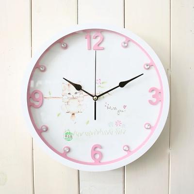 야옹이무소음벽시계