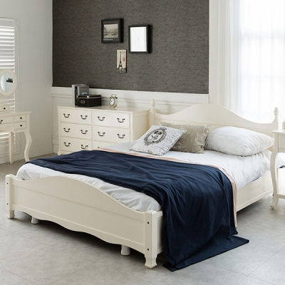 플로렌스 퀸 침대