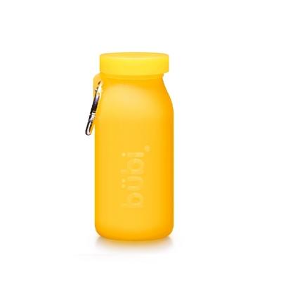 New부비바틀 다용도실리콘물병450ml(레몬)