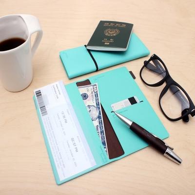 안티스키밍 여권커버 (Antiskimming Passport Cover)