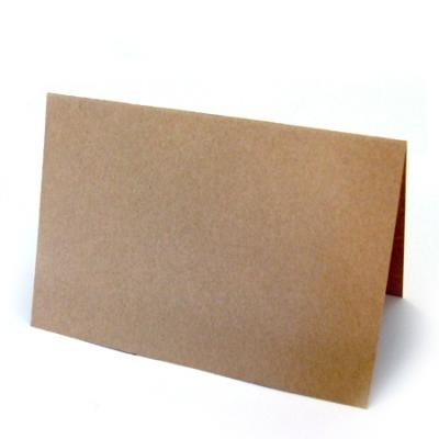 크래프트 카드지(10매)