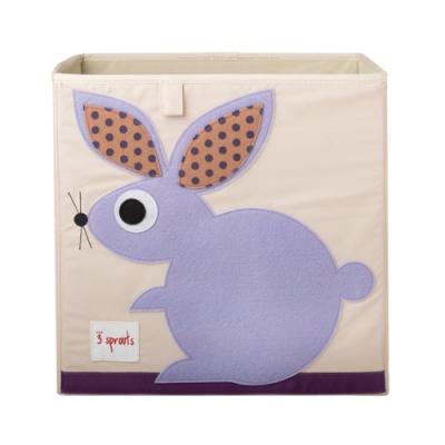 수납정리함 박스(장난감정리함) - 토끼
